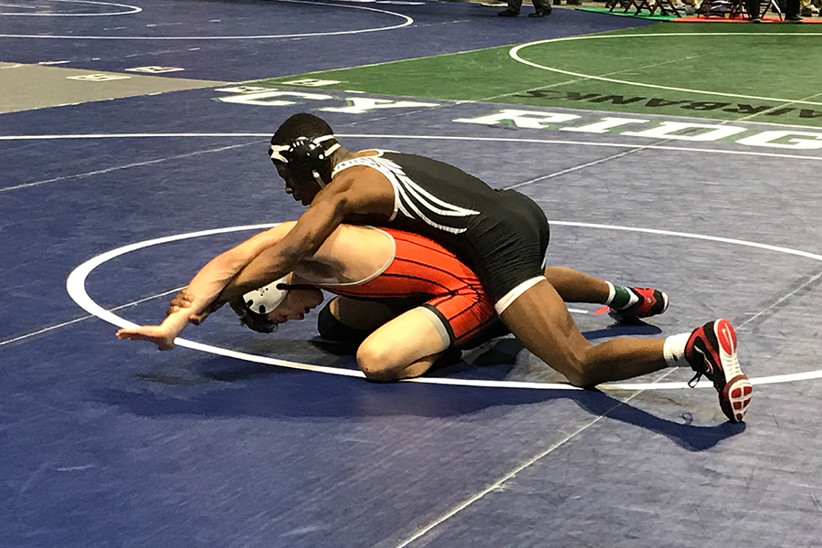 Senior+Precious+Essien+dominates+against+his+opponent+on+Friday+and+Saturday+placing+3rd.+