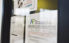 AP exam registration deadline Thursday