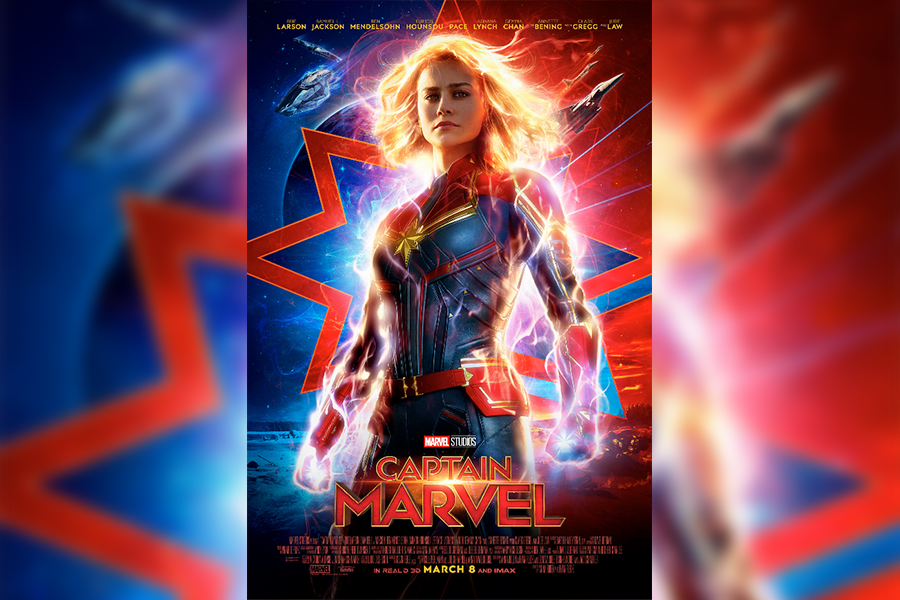 The first of three Marvel movies to hit theaters in the 2019, Captain Marvel is expected to debut on more than 4,000 screens on Friday. The first Marvel superhero to feature a female lead, Captain Marvel is expected to be a key player in Avengers: Endgame which hits theaters on April 26.