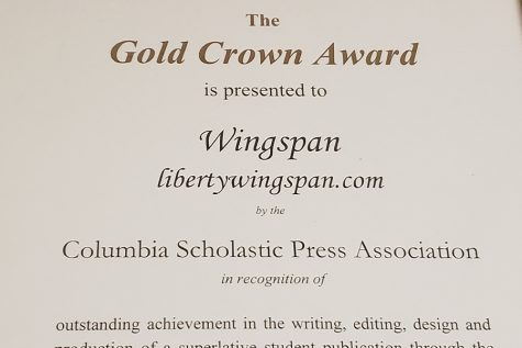 Wingspan wins CSPA Gold Crown