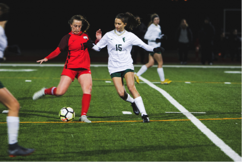 Soccer kicks off district play at The Star