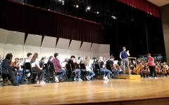 Orchestra hosts fellow student musicians from Arkansas