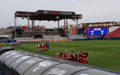 Playoff spots on the line at Toyota Stadium