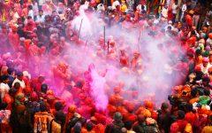 Hindu festival Holi begins Wednesday