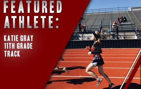 Featured Athlete: Katie Gray