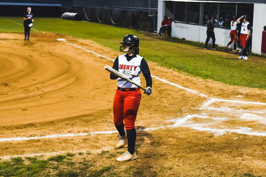 Softball took a swing at the Reedy Lions, however fell 15-0 on Friday, Feb. 28, 2020. Softball hopes to beat the Centennial Titans at they step up to the plate on Monday, March 2, 2020.