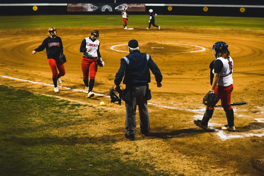 Both+softball+and+baseball+are+in+action+Friday+night.+For+softball+that+means+a+trip+to+Independence+to+play+the+Knights%2C+while+baseball+takes+on+Lone+Star.+
