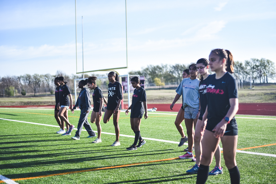 Continuing in their season, varsity athletes on track and field are headed to the Little Elm Invitational to show-off their skills.