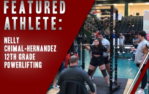 Featured Athlete: Nelly Chimal-Hernandez