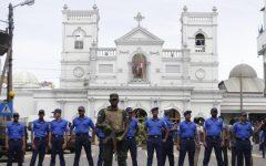 A world away, bombings in Sri Lanka hit home for junior