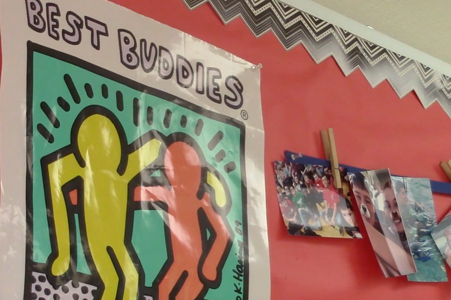 Best Buddies is hosting its annual friendship walk tomorrow starting at 10:00 a.m. and ending at 12:00 p.m.