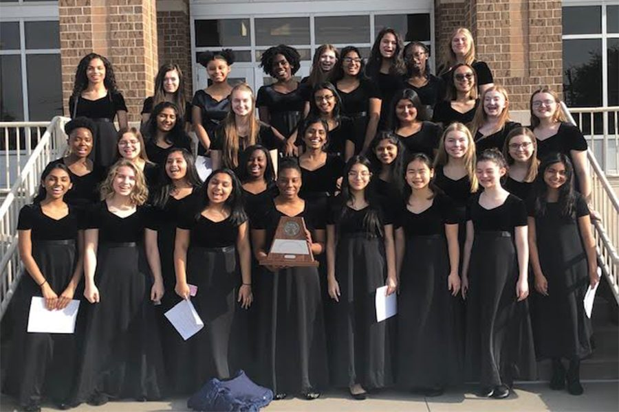 Some school activities have been either postponed or cancelled this year, but for students in choir, that is not the case as a select few choir students advanced to all-state in the Texas Music Educators Association. The second round began Oct. 28, giving the finalists time to prepare and learn the songs. They then receive the cuts at a later date that have been undisclosed as of right now.