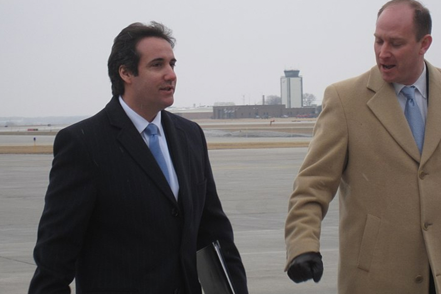 In today's political climate, many men in power have been in questions and had to go through trials, including lawyer Michael Cohen. Guest contributor Trisha Dasgupta shares her thoughts on the situation.