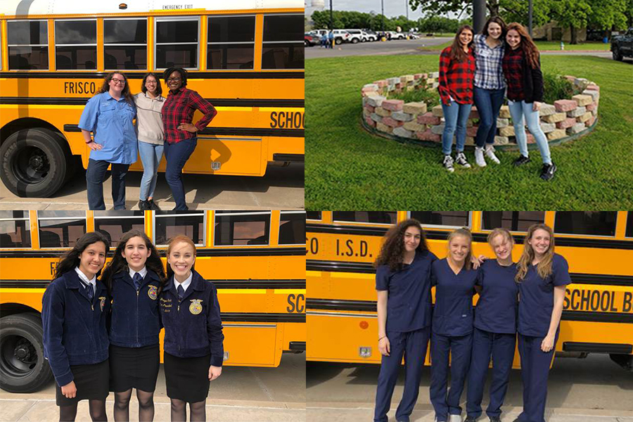 FFA's Medical Applications team and Farm Business Management team both advanced to state with the Milk Quality Products team finishing one spot from making state and the Horticulture team placing in the top 20 in the area.