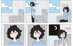Post nap confusion