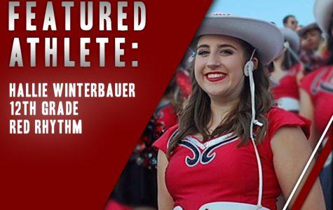 Featured Athlete: Hallie Winterbauer
