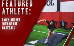 Featured Athlete: Owen Archer