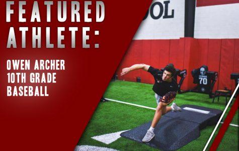 Featured Athlete: Owen Archer