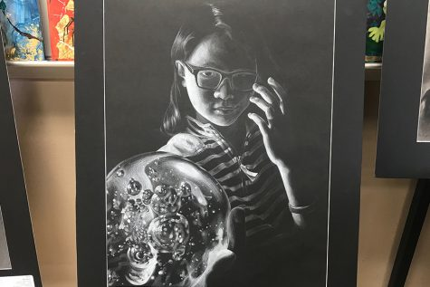 Art students medal at state VASE