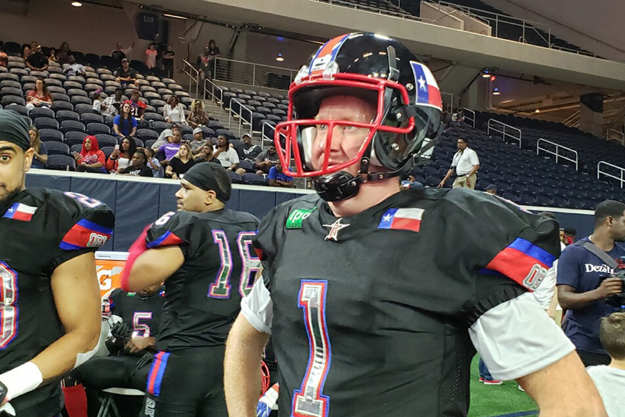 Indoor football team, Texas Revolution is now calling the Ford Center at The Star home, with the team kicking off its first home game of the season against Amarillo Venom on Sunday at 1 p.m.