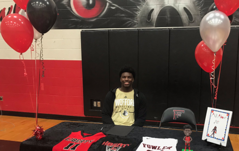 From Redhawk to Terrier, senior makes his college choice