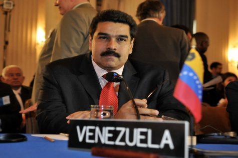 Venezuelan power struggle of particular interest to several Redhawks