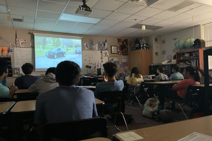 Freshmen were met with a chance to learn more about police interaction during geography classes from Monday to Wednesday. The presentations are part of House Bill 30, which was designed to inform students about this topic.
