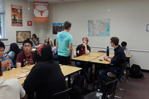 Board games aim to destress before AP tests