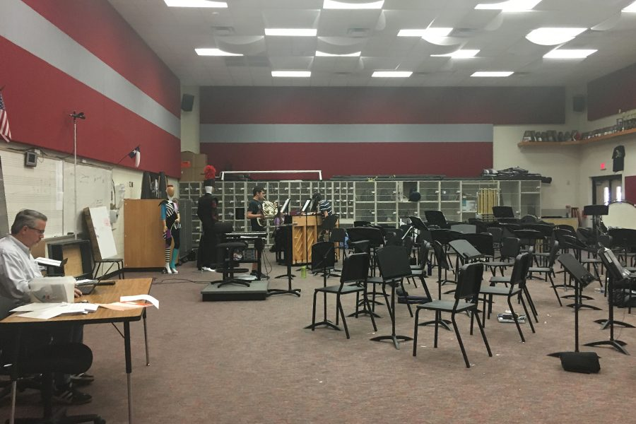 "Legacy hall welcome Jazz band on Sunday starting at 1 pm. ""I think playing at a venue like this would be such an amazing experience,"" senior Nicholas Hung said. ""It will definitely be a once in a lifetime opportunity. I'm mainly just looking forward to being able to play the pieces that we've all been working hard on for such a big crowd."""
