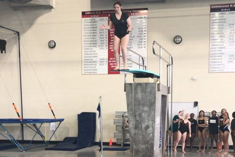 Diving away from off-season workouts