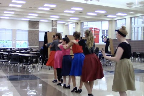 Senior debuts original musical Friday