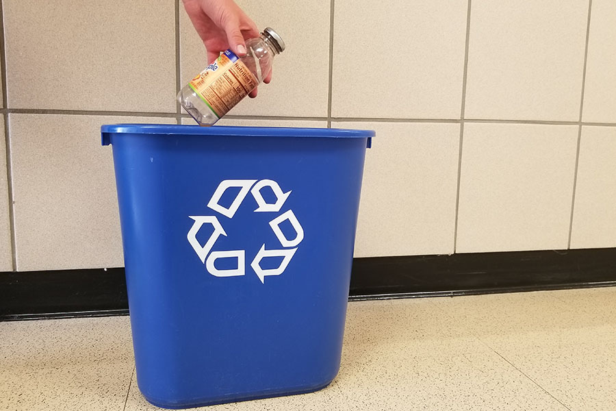 While recycling plastic products is better for the planet than throwing them away, Wingspan's editor-in-chief Lucas Barr believes avoiding single-use plastics altogether is the best thing people can do for the environment.