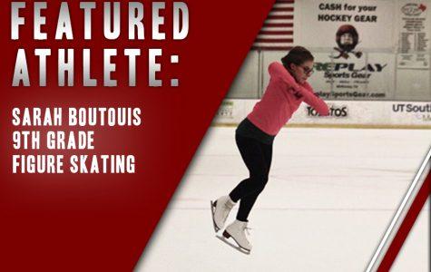 Featured Athlete: Sarah Boutouis