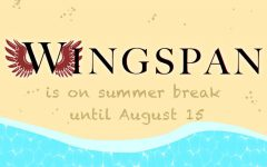Wingspan on summer break