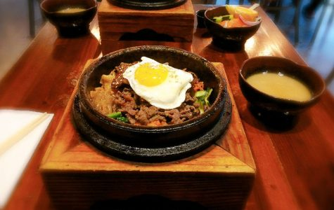 Bibimbap delights at Burning Rice