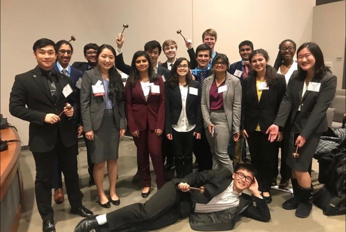 Sister clubs, Youth and Government and Model United Nations will be making their way to  Dallas Saturday to the Urban Youth Summit. Members of both clubs will have a chance to learn further into what they are interested in.