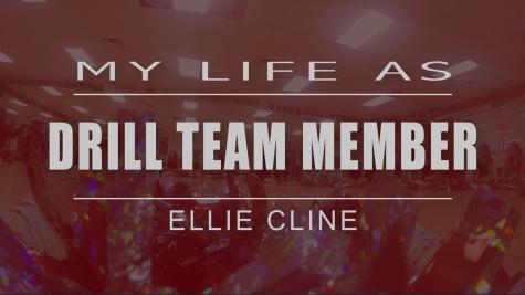 My Life As: drill team member