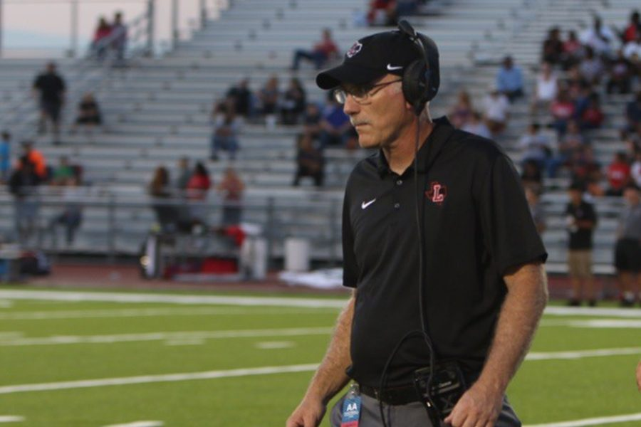 """Former Redhawks coordinator Matt Swinnea is the schools new head football coach.   With decades of coaching experience, taking over the Redhawks, Swinnea is ready for his time in charge.   """"Its a Boston song title...its More Than a Feeling,"""" he said. """"Its the realization of a professional dream at a place that I truly love: Liberty High School."""""""
