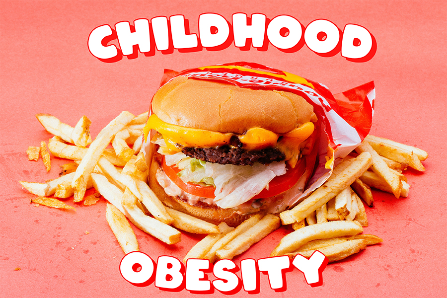 Technology as well as a decrease in physical activity has all played a role in this nation's epidemic. Childhood obesity has impacted one in every five children between the ages of two and 19.