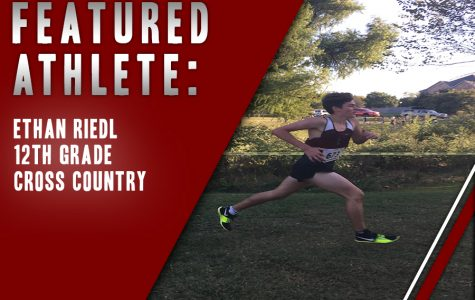 Featured Athlete: Ethan Riedl