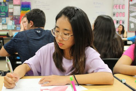 AP test comes around early for Seminar students