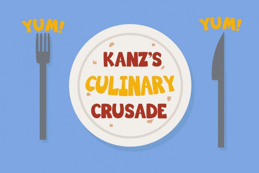 Kanz's Culinary Crusade