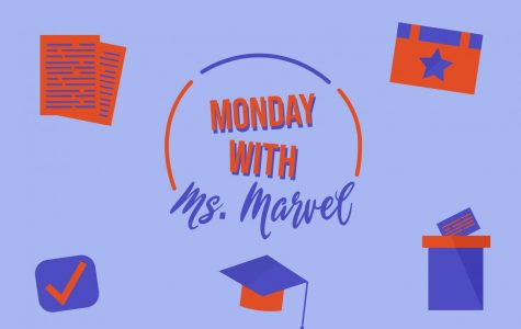 Monday with Ms. Marvel: student IDs aren't annoying, you are