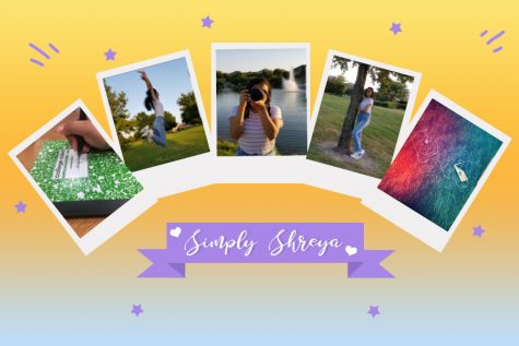 Simply Shreya: never and forever