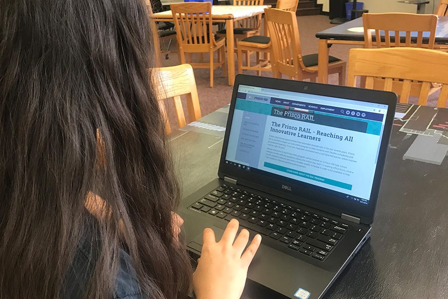 A new and permanent Virtual Academy is in the works for Frisco ISD students. Admission to the new school will feature an application process and students that are selected will not receive the opportunity to participate in fine arts classes or athletics.