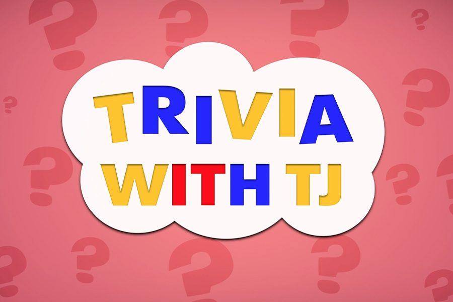 Trivia with TJ: Texas