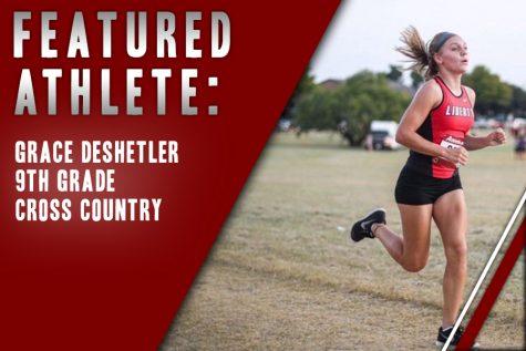Featured Athlete: Grace Deshetler