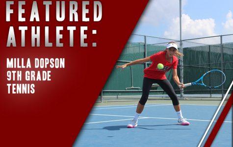 Featured Athlete: Milla Dopson