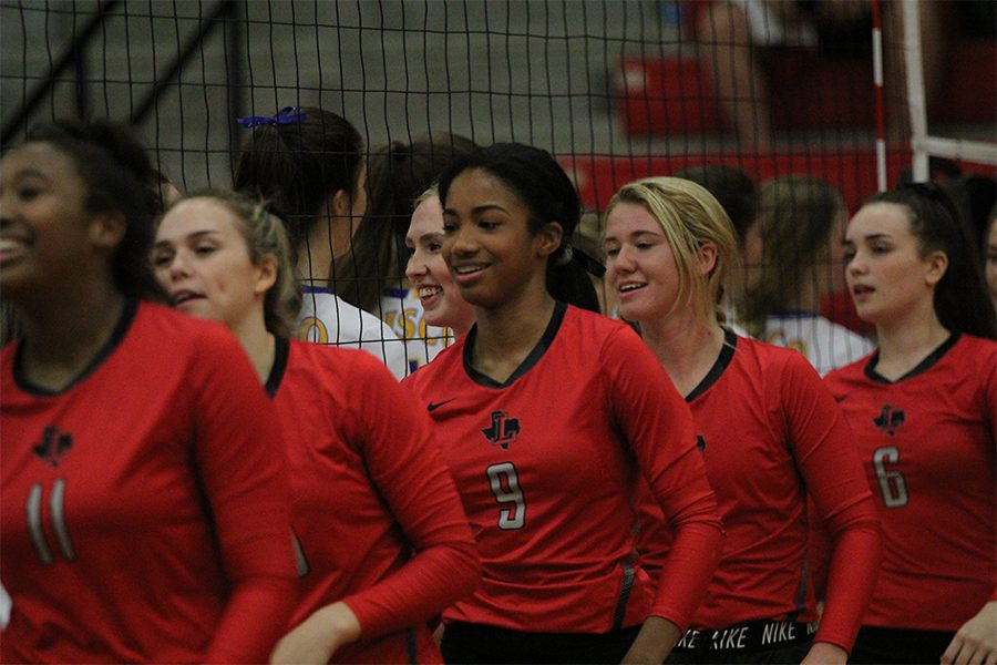 Starting the season with back to back games, the volleyball team took home back to back wins. First defeating Memorial Friday night, and then defeating Reedy Saturday afternoon.