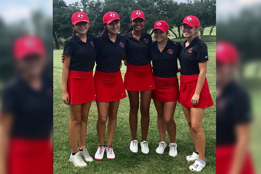The first golf tournament took place on Friday and Saturday at the Heart of Texas Invitational at Squaw Valley golf course. However, Redhawks fell to Southlake Carrol.